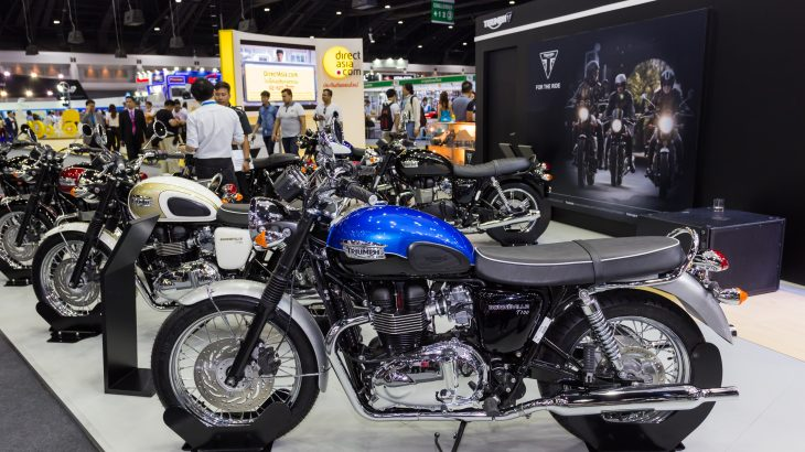 Motorrad-Messe Motorräder Dortmund