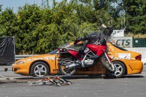 Todesrisiko Motorradfahren
