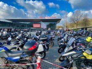 Messe Motorräder 2021