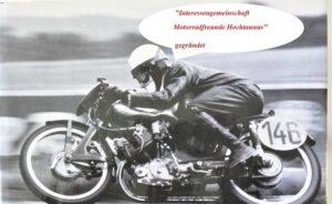 Zur Nachahmung empfohlen: Motorradfahrerinnen & Motorradfahrer werden initiativ.